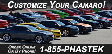 Customize Your Camaro